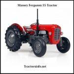 Massey Ferguson 35 HP Tractor Price, Specs, Review, Top Speed
