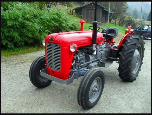 Massey Ferguson 35 HP Tractor Price in India