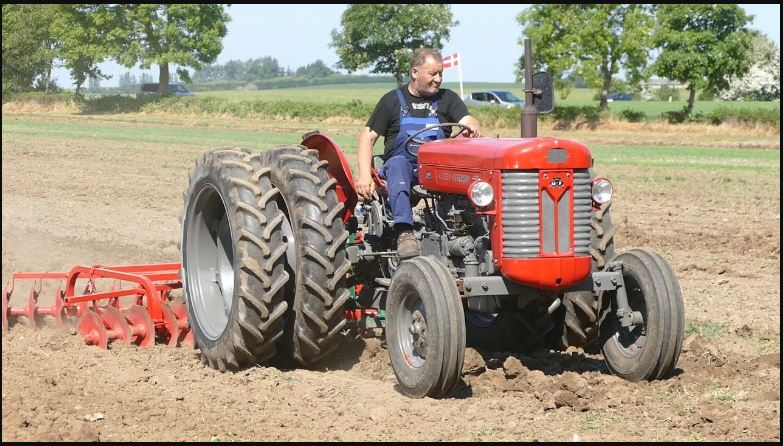 Massey Ferguson 65 HP Tractor Price, Specs, Review, Serial Numbers, Weight, Attachements, History & Pictures