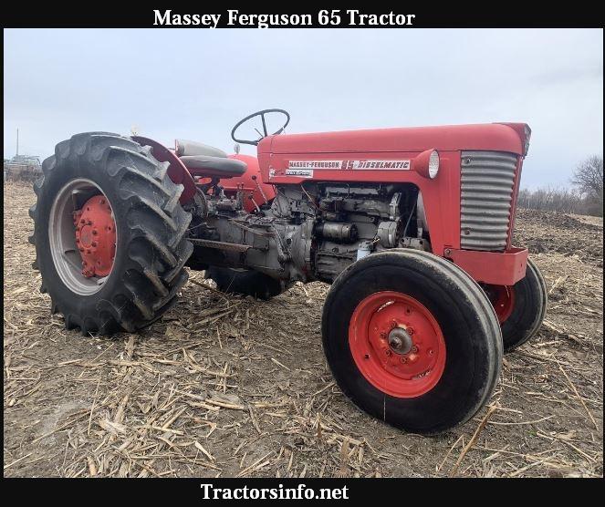 Massey Ferguson 65 HP Tractor Price