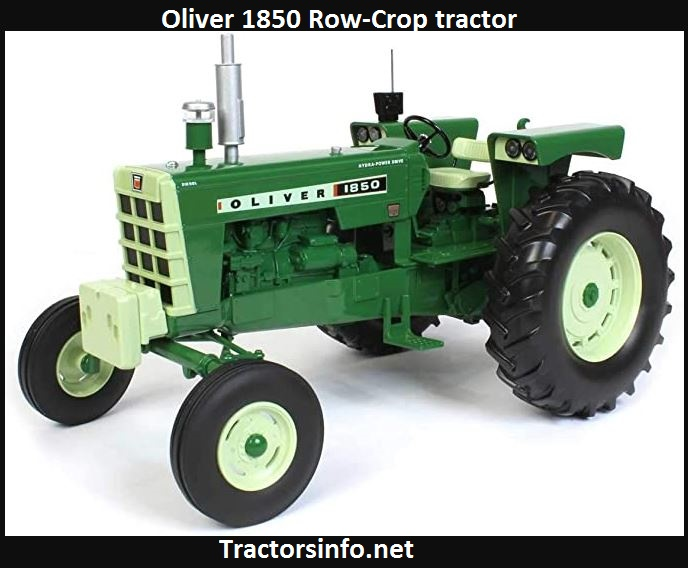 Oliver 1850 Value, Price, Specs, Weight & History