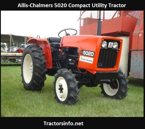 Allis Chalmers 5020 Price, Specs, Review, Attachments