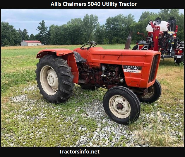 Allis Chalmers 5040 Price, Specs, Review, History