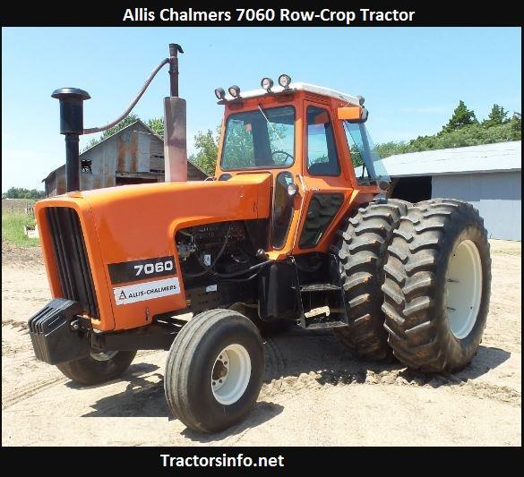 Allis Chalmers 7060 Horsepower, Price, Specs, Reviews