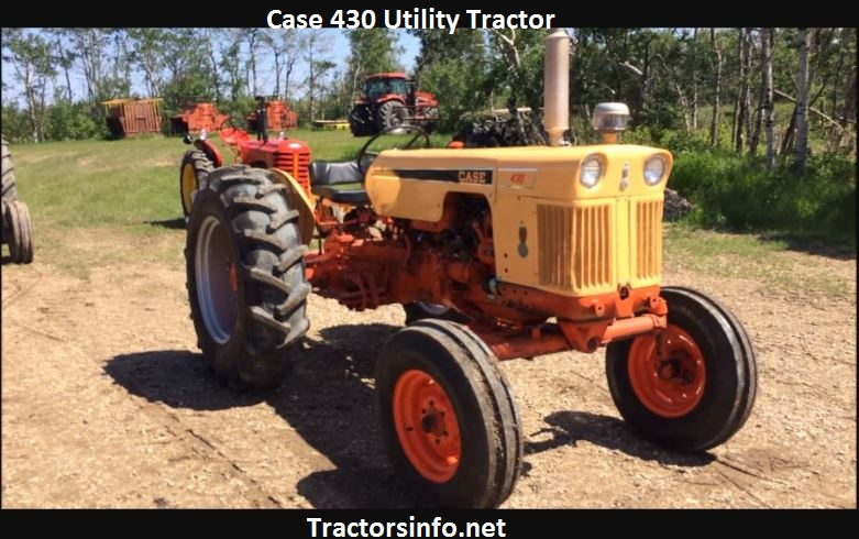Case 430 Tractor Price, Specs, Review, Attachments