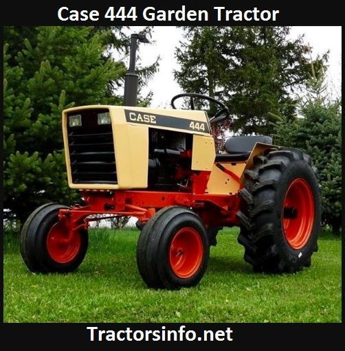 Case 444 Tractor Price, Specs, Review, Attachments