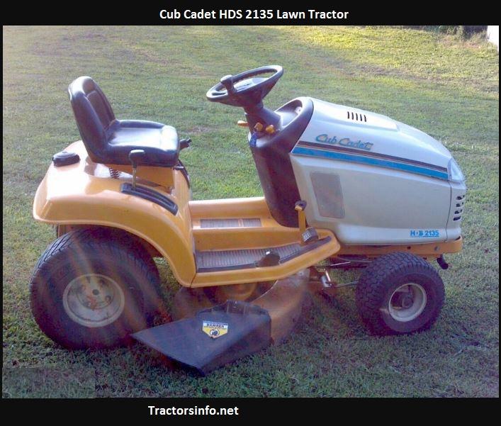 Cub Cadet HDS 2135 Price, Specs, Review