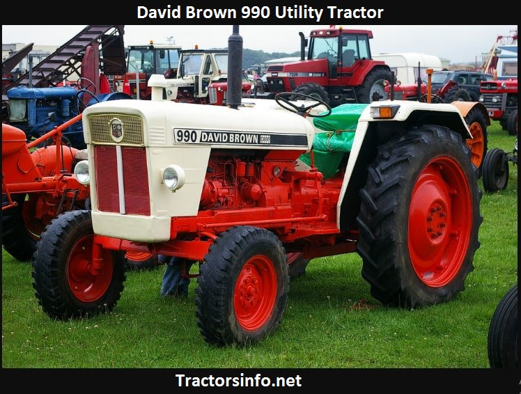 David Brown 990 Tractor Price, Specs, Weight, Review, History