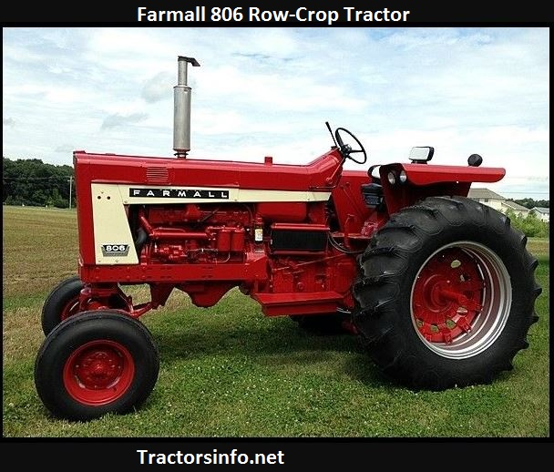Farmall 806 Price, Specifications, Serial Numbers, Review