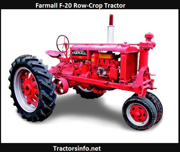 Farmall F-20 Tractor Price, Specs, Review, History