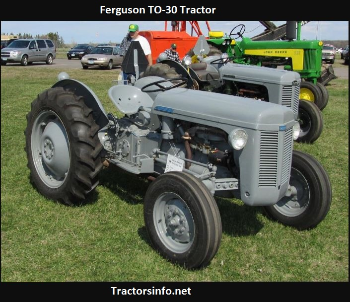 Ferguson TO-30 Tractor Horsepower, Price, Specs, Review, Pictures