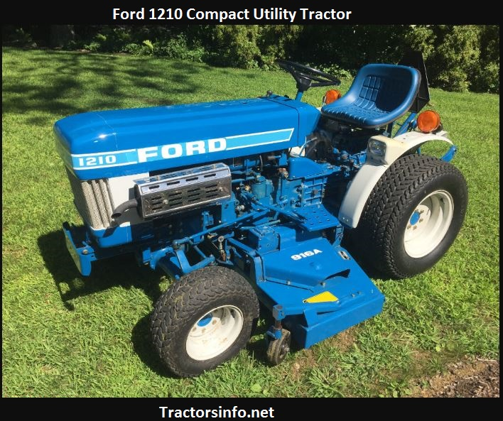 Ford 1210 Price, Specs, Reviews, Attachments