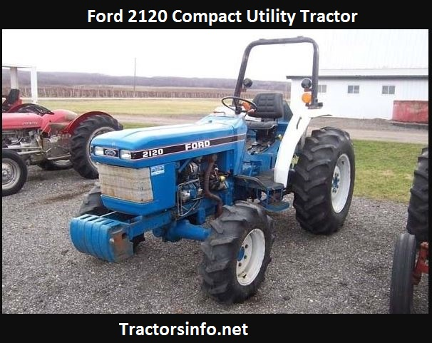 Ford 2120 Tractor HP, Price, Specs, Review, Attachments