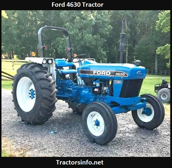 Ford 4630 Tractor Price, Specs, Horsepower, Oil Capacity, Review