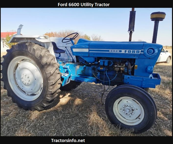 Ford 6600 HP, Price, Specs, Review, Attachments