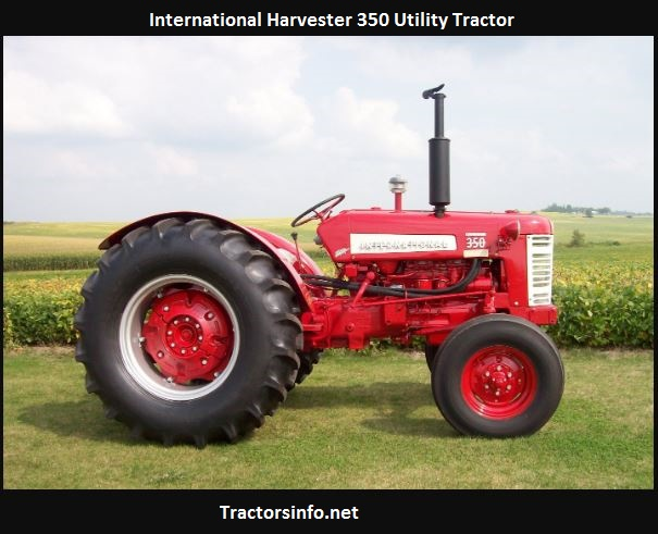 International Harvester 350 Utility Tractor Reviews, Price, Specs