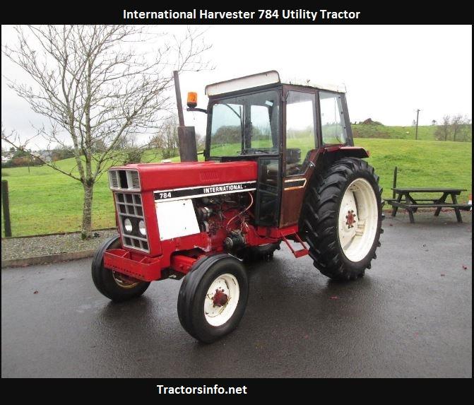 International Harvester 784 Price, Specs, Weight, Reviews