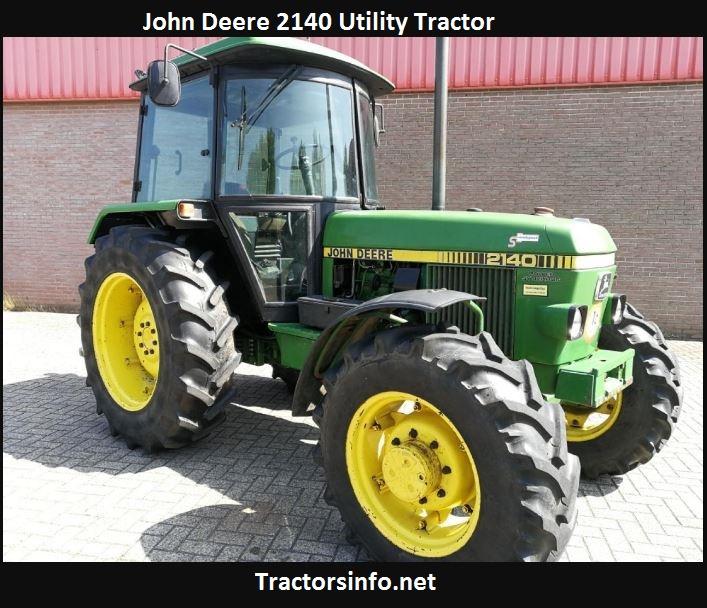 John Deere 2140 Price, Specs, Review, Attachments
