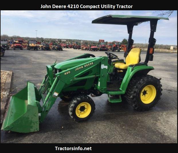John Deere 4210 Price, Specs, Reviews, Attachments