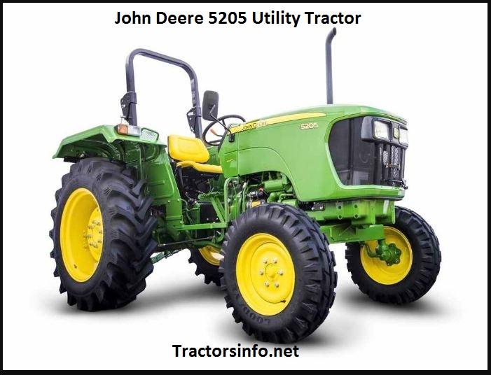 John Deere 5205 Tractor Price, Specs, Reviews
