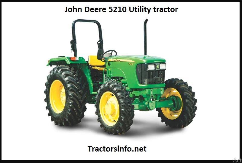 John Deere 5210 Price, Specs, Review, Attachments