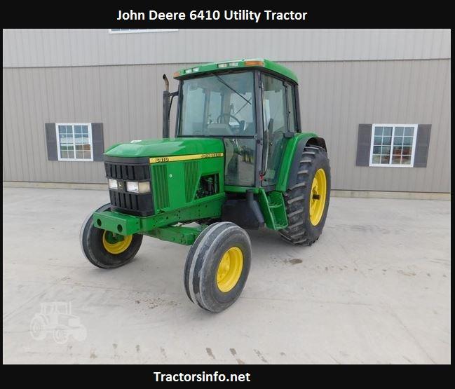 John Deere 6410 Price, Specs, Review, Attachments