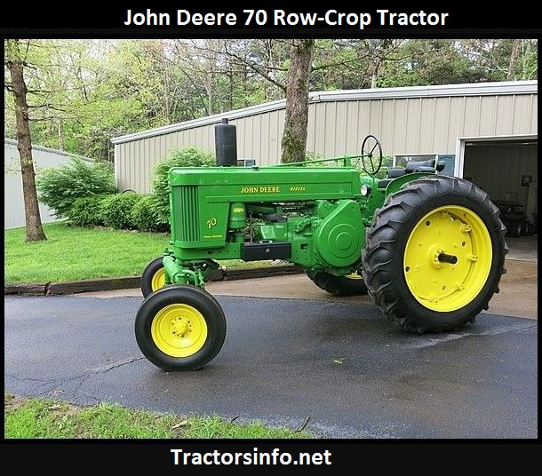 John Deere 70 HP Tractor Price, Specs, Review, Attachments