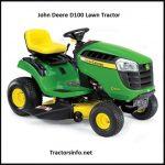 John Deere D100 Price, Specs, Reviews