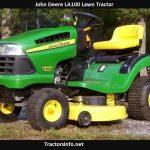 John Deere LA100 Price, Specs, Review, Attachments