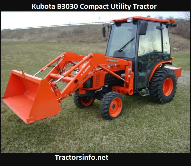 Kubota B3030 New Price, Specs, Review
