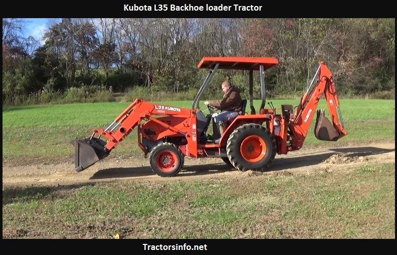 Kubota L35 Serial Number, Price, Specs, Review