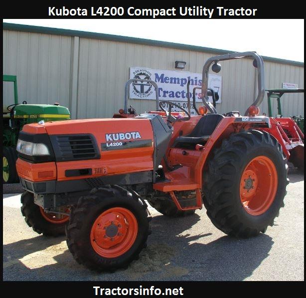 Kubota L4200 Price, Specs, Reviews, Attachments