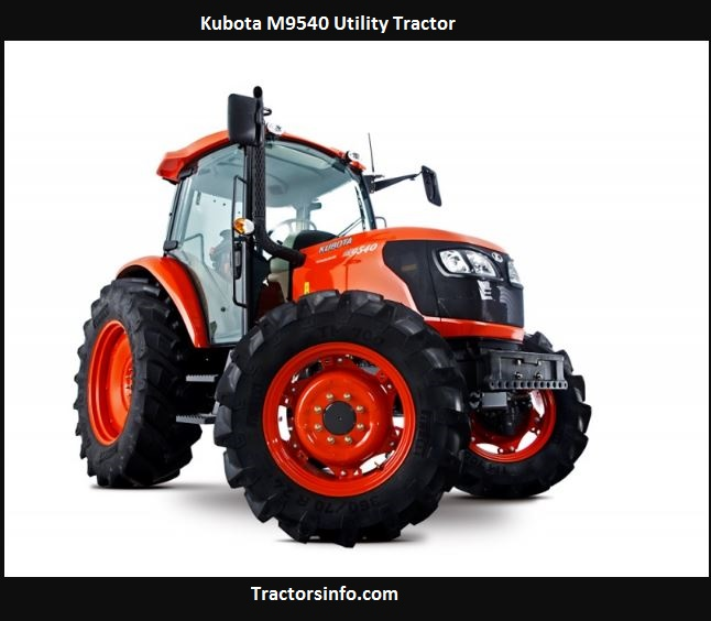 Kubota M9540 New Price, Specs, Review, Attachments