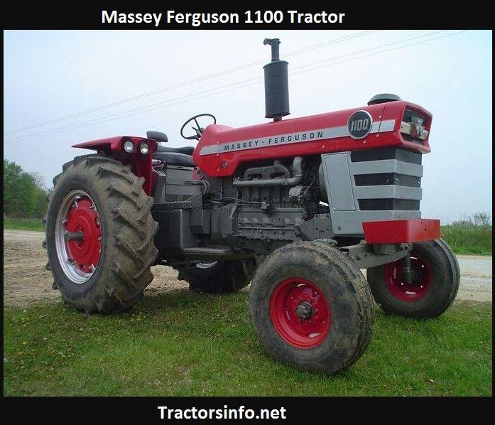 Massey Ferguson 1100 HP, Price, Specs, Reviews