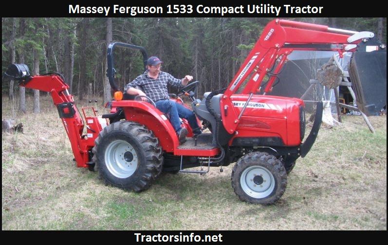 Massey Ferguson 1533 Price, Specs, Engine Oil Capacity, Review