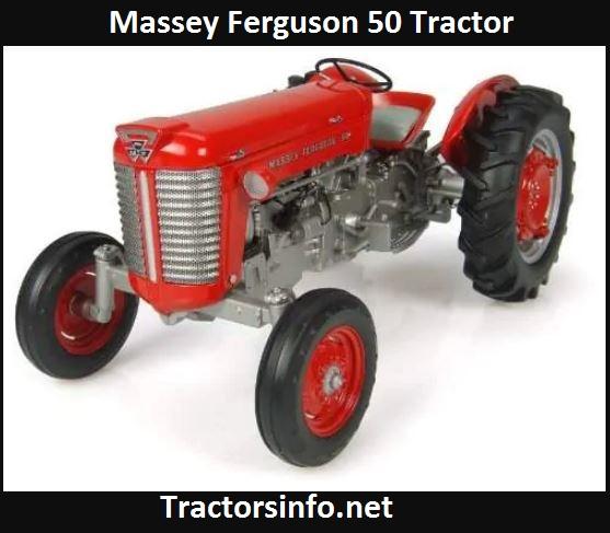 Massey Ferguson 50 HP Tractor Price, Specs, Review