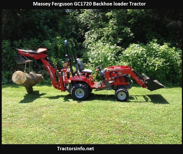 Massey Ferguson GC1720 Price, Specs, Reviews