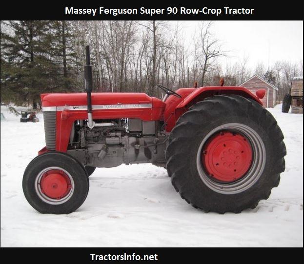 Massey Ferguson Super 90 Serial Numbers, Horsepower, Price, Specs