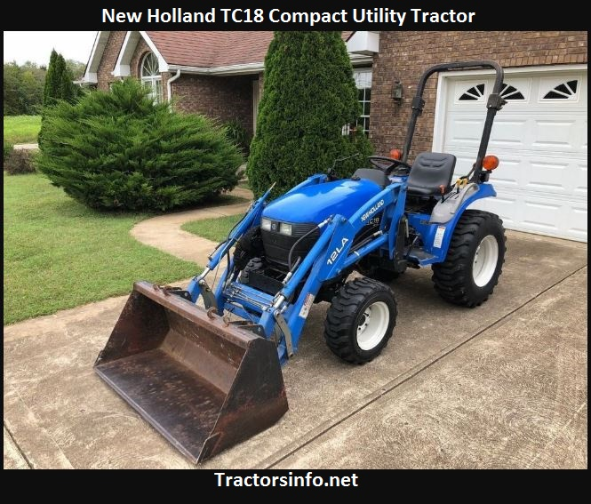 New Holland TC18 Horsepower, Price, Specs, Review