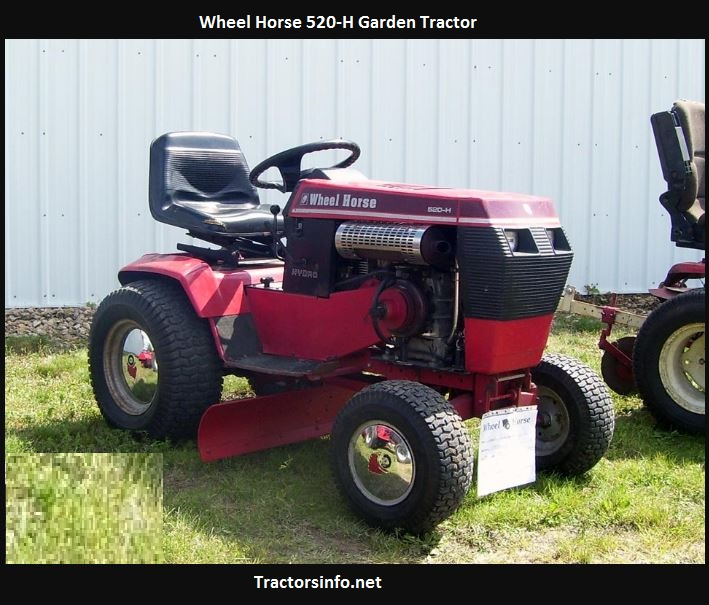Wheel Horse 520-H Price, Specs, Review, Attachments