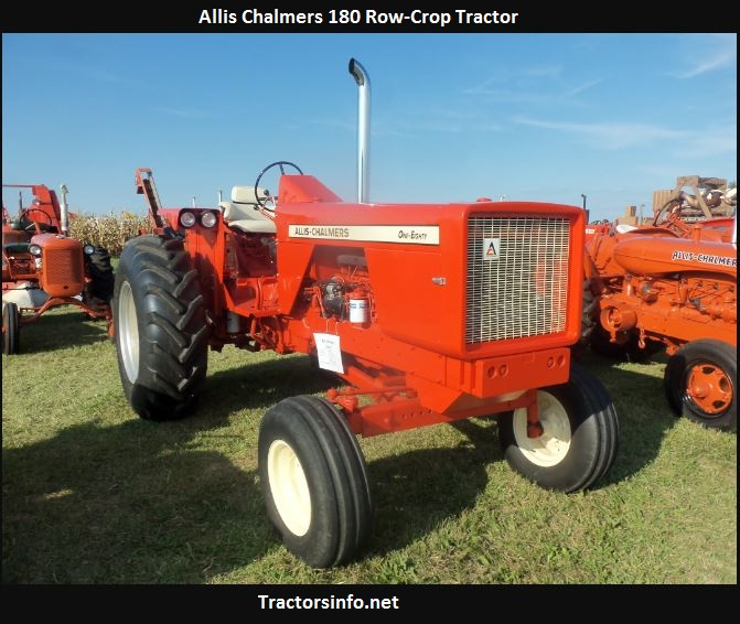 Allis Chalmers 180 Horsepower, Price, Specs, Weight, Review