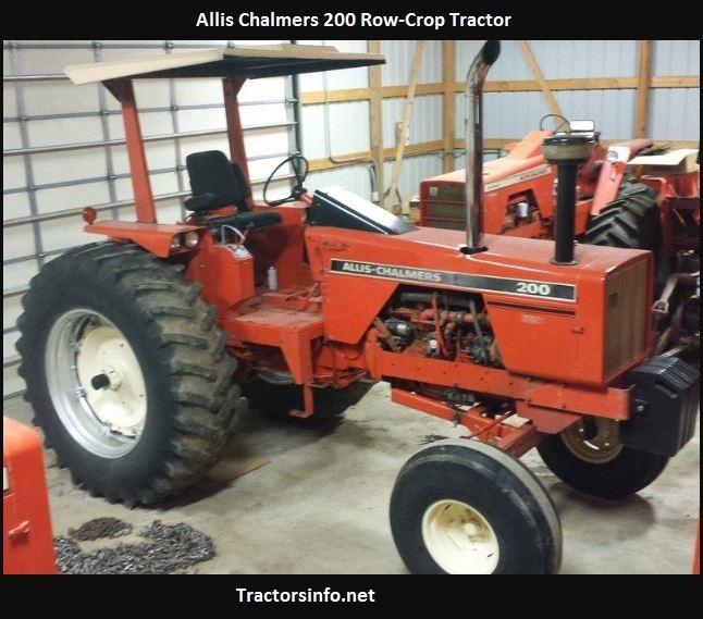 Allis Chalmers 200 Price, Specs, Reviews