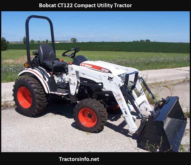 Bobcat CT122 Price, Specs, Lift Capacity, Attachments