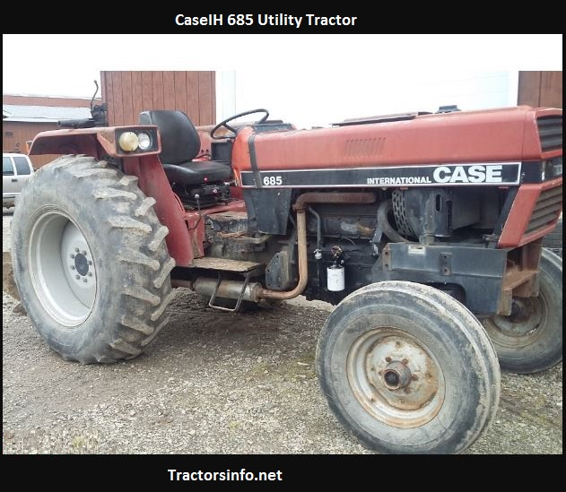 CaseIH 685 Price, Specs, Review, Serial Numbers