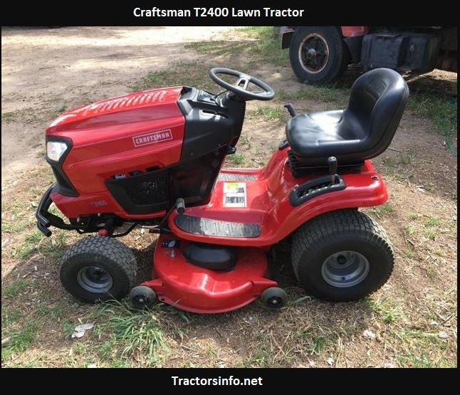Craftsman T2400 Price, Specs, Review, Attachments