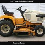 Cub Cadet 2182 Price, Specs, Review, Attachments