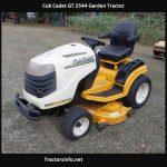 Cub Cadet GT 2544 Price, Specs, Review, Attachments