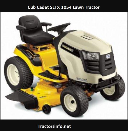 Cub Cadet SLTX 1054 Price, Specs, Oil Capacity, Review