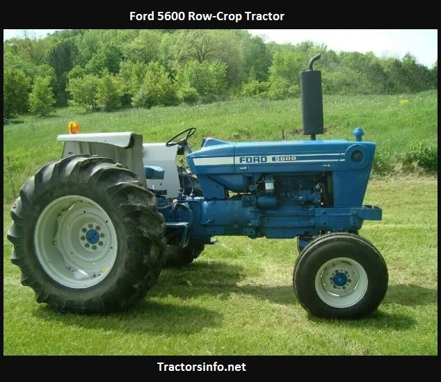 Ford 5600 Tractor Price, Specs, Reviews