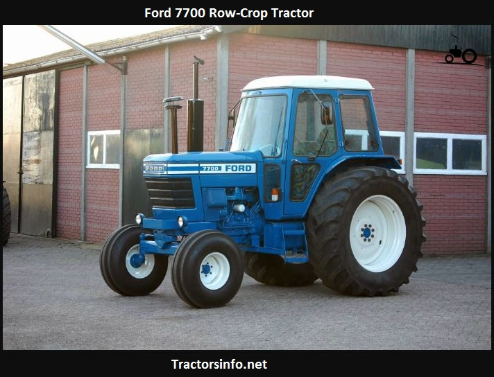Ford 7700 Tractor Horsepower, Price, Specs, Review